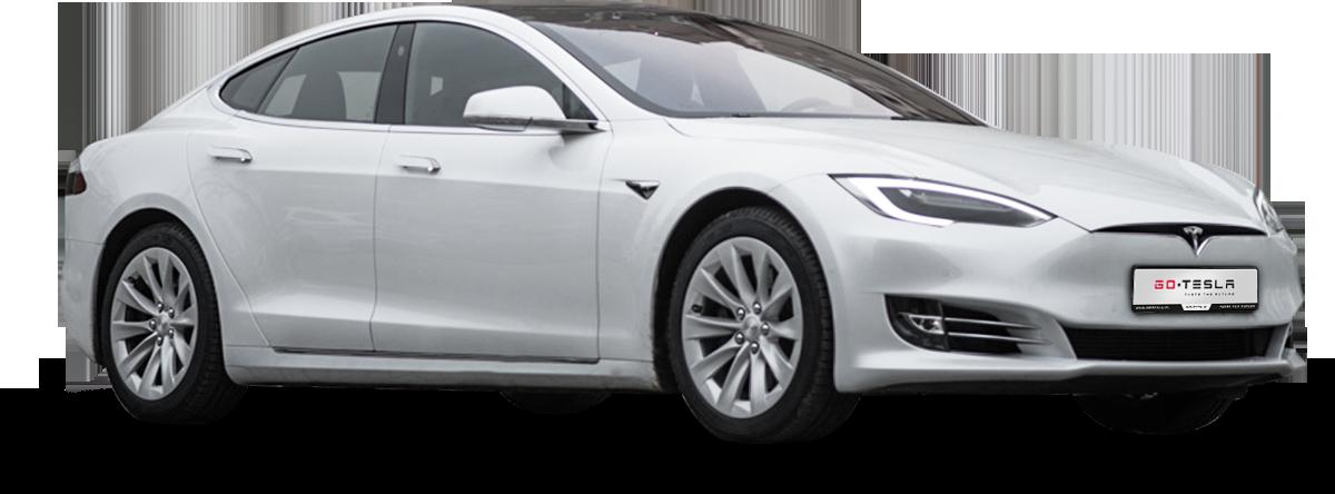 Tesla S - Bezpieczeństwo